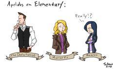 fanart da série Elementary #Elementary #sherlockholmes #moriarty #watson