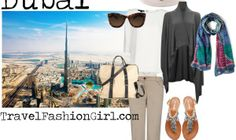 When visiting conservative countries adhere to the local dress and choose modest clothing. Read TFG's ideas on how to dress for conservative countries. Dubai Travel, Dubai Trip, Dubai Vacation, Modest Outfits, Modest Clothing, Modest Dresses, Modest Fashion, Travel Capsule, Travel Packing