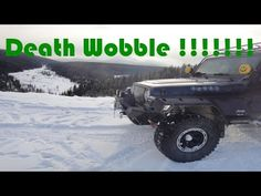 Troubleshooting The Dreaded Death Wobble Gerlzwobbledose. Jeep Grand  Cherokee ...