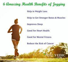6 Amazing Health Benefits Of Jogging