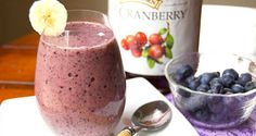 "If you love berries you'll love this ""Cranberry Blueberry"" Vi-Shake recipe! my new favorite!!     Recipe 2 scoops ViSalus Vi-Shape® Nutritional Shake Mix 1/2 cup Cranberry Juice (low calorie) 1 cup Frozen Blueberries 10-12 Frozen Cherries 4 oz. Non-Fat Milk, or Soy, Rice or Almond Milk 4-6 Ice Cubes"