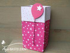 "Designpapier im Block ""Meine Party"" #140552 - Geschenktüte"