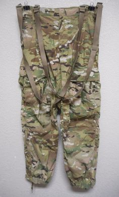MULTICAM GEN III ECWCS, LEVEL 5 TROUSER, SOFT SHELL, COLD WEATHER, MED-REG