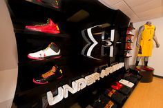 The Under Armour Wall | Maryland Basketball | @Advent | Nashville, TN