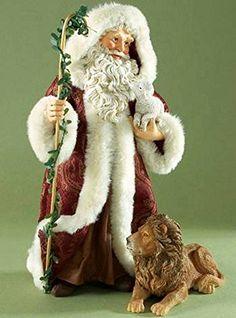 Retired Dept 56 Clothtique Possible Dreams *Peace and Harmony* Santa W/Staff Lion & Sheep Clothtique Possible Dreams http://www.amazon.com/dp/B00MMMSSW6/ref=cm_sw_r_pi_dp_uz4uub0H61F6S