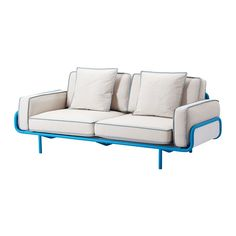 IKEA PS 2012 Three-seat sofa IKEA Generous seat depth and soft extra cushions provide plenty of room for you to sit and relax comfortably.