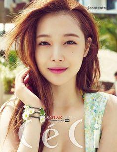 f(x)'s Sulli graces Ceci magazine - Latest K-pop News - K-pop News   Daily K Pop News