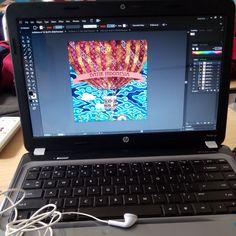 Batik Indonesia #design #adobeilustrator #batik