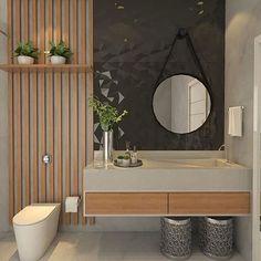 Modern Bathroom Design, House Design, Home Room Design, Bathroom Decor, Bathroom Design Luxury, Bathroom Design Small, Bathroom Interior Design, Home Decor, Washroom Design