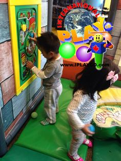 Toddler play areas are fun for family entertainment centers, retail stores, medical offices, children's ministries, airport terminals, museums, restaurants... anywhere that children play. We have been creating FUN since 1999. www.iplayco.com or sales@iplayco.com