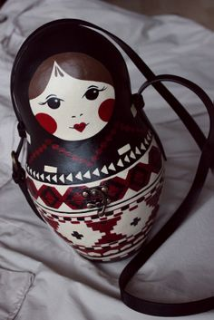 Matryoshka bag by Szandra Czunyi