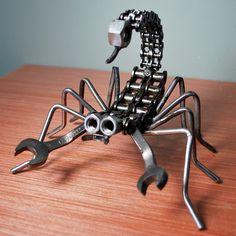 Chain Scorpion