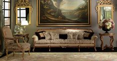 Arte Arredo – купить мебель итальянской фабрики Arte Arredo из Италии по низким ценам в PALISSANDRE.ru Italy, Couch, Furniture, Interiors, Home Decor, Homemade Home Decor, Italia, Sofa, Couches
