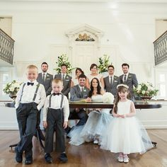 cutest 'signing the register' photo ever? by http://www.debsivelja.com/