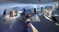 Galeria de Museu Marítimo Nacional Dinamarquês / BIG - 8