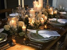 decor de table celadon
