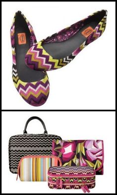 Missoni for Target - totally played into the hype!