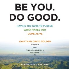Jonathan David Golden's debut Founder of Thousand Hills Coffee posted at Faith Hope and Cherrytea