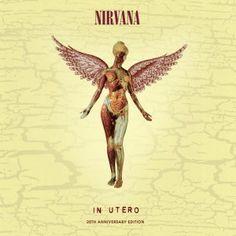 Review: Nirvana - In Utero 20th Anniversary Edition, rauw, schreeuwerig, maar ijzersterk !