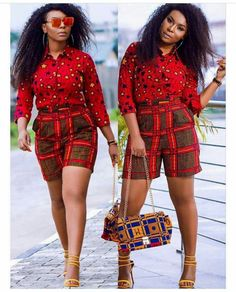 latest african fashion look 3056 African Dresses For Kids, African Print Dresses, African Print Fashion, African Fashion Dresses, Africa Fashion, African Prints, African Attire, African Wear, African Women