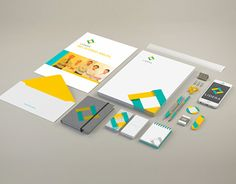"Check out new work on my @Behance portfolio: ""Branding lidera""…"