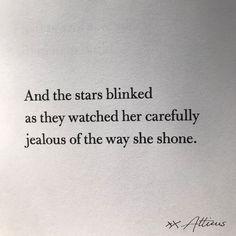 """ATTICUS on Instagram: """"'Blinked' ⠀⠀⠀⠀⠀⠀⠀⠀⠀ ⠀⠀⠀⠀⠀⠀⠀⠀⠀ ⠀⠀⠀⠀⠀⠀⠀⠀⠀ #atticuspoetry #atticus #poetry #poem #quotes #love #wild #stars"""""""