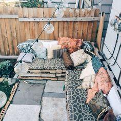 Cute outdoor area