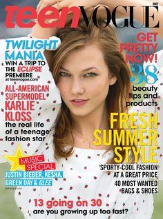 Karlie Kloss May 2010