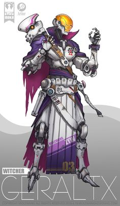 ArtStation - all team, mole wang Fantasy Character Design, Character Design Inspiration, Character Concept, Character Art, Cyberpunk Kunst, Arte Robot, Sci Fi Armor, Robot Concept Art, Robot Design