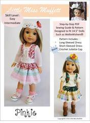 Pinkie for WellieWishers Dolls