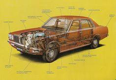Datsun Cutaway