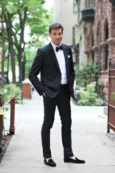 boys, listen up!  this is how to look dashing!