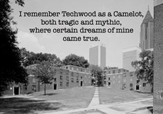 Today on the blog... Remembering Techwood Homes. Annie's Song