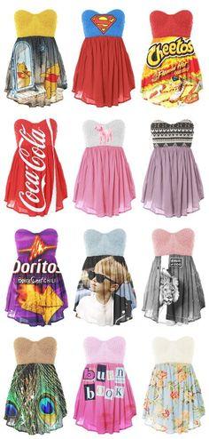 super cool dresses