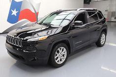 eBay: 2014 Jeep Cherokee 2014 JEEP CHEROKEE LATITUDE AUTO BLUETOOTH ALLOYS 19K #181237 Texas Direct Auto #jeep #jeeplife