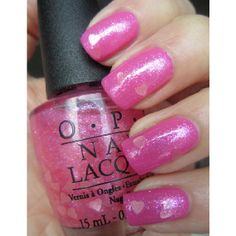 love the fact its pink AND Has heart sparkles!