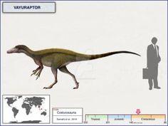 Vayuraptor by cisiopurple on DeviantArt Jurassic World, Reptiles, Feathered Dinosaurs, Chibi, Extinct Animals, Dinosaur Art, Happy Tree Friends, Prehistoric Creatures, Tyrannosaurus Rex