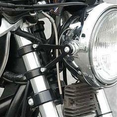 Triumph Motorcycle Head Light Bracket