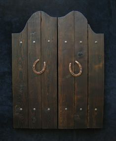 Man Cave Industries: Old West Saloon Doors