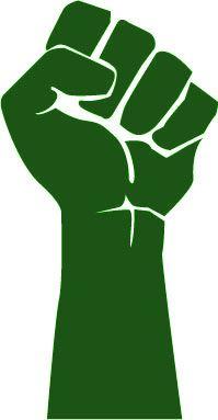 Remembering the Forgotten Organizations that Fought for Black Power - Atlanta Black Star Black Love Art, Black Girl Art, Black History Facts, Black History Month, Black Panthers Movement, Black Fist, Political Art, Political Symbols, Black Panther Party