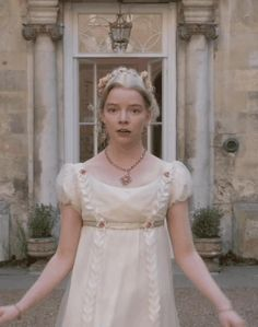 My love for Jane Austen and period dramas never fails. Emma is my second favorite Jane Austen novel and I was so excited to hear that a ne. Jane Austen Movies, Emma Jane Austen, Anya Joy, Anya Taylor Joy, Emma Movie, Regency Dress, Regency Era, Emma Woodhouse, Empire