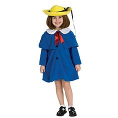 Costume Direct - Madeline Deluxe Girls Costume, $49.95 (http://costumedirect.com.au/madeline-deluxe-girls-costume/)