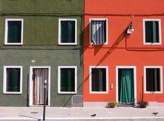 Burano, via Flickr.