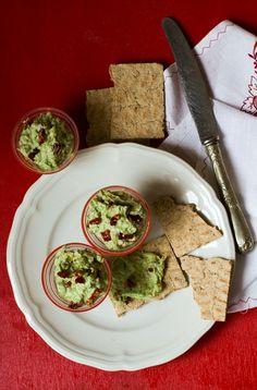 Aszalt paradicsomos avokádókrém Guacamole, Tacos, Mexican, Cooking, Ethnic Recipes, Food, Kitchen, Kochen, Meals
