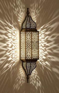 Moroccan lamp, Moroccan wall lamp, wall sconce, traditional wall sconce, wall lamp - All For Decoration Hallway Lighting, Living Room Lighting, Home Lighting, Lighting Design, Lighting Ideas, Outdoor Lighting, Bathroom Lighting, Wall Sconce Lighting, Industrial Lighting