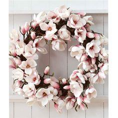 Magnolia Wreath - 60cm - Bar Stools