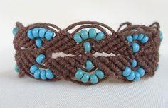 brown hemp bracelet    http://www.hanfsamen-kaufen.at/ ispiration