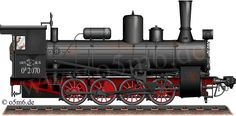 Engines of the Red Army in WW2 - Russian Series Ob 0-4-0 (0-8-0) Steam Locomotive