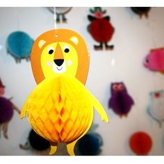 Honeycomb Parade by Ingela Arrhenius, available at www.nordliebe.com