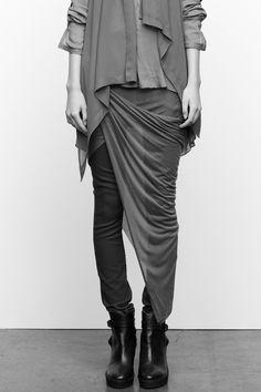Helmut Lang. My most favorite designer in the world.